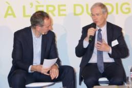JAAM 22/11/2017 - Table ronde #2 - Laurent BAZIN e tAlainMontarant, Président du groupe Macif