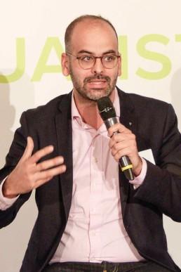 JAAM 22/11/2017 - Table ronde #2 - Romain Slitine, Entrepreneur et essayiste spécialiste des innovations sociales et démocratiques