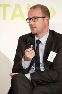 JAAM 22/11/2017 - Table ronde #2 - YannickBournazel, Responsable du pôle numérique de la Mutuelle des Motards