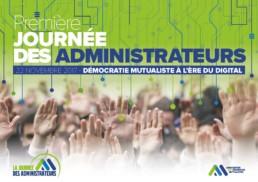Couverture des actes de la première Journée des Administrateurs de l'AAM