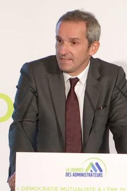 JAAM 22/11/2017 - Pascal Demurger, Président de l'AAM et vice-président de la FFA