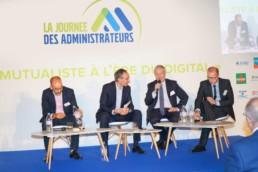JAAM 22/11/2017 - Table ronde #2 - Alain Montarant, Président du groupe Macif