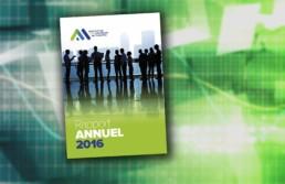 Rapport annuel 2016 de l'AAM Association des Assureurs Mutualistes