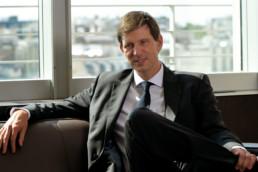 Thierry Martel, président de l'AAM