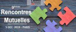 9e Rencontres Mutuelles - le 5 décembre2019 - PARIS