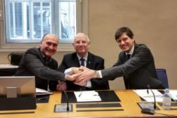 L'AAM signe une convention de formation avec l'IFPASS pour l'année 2020